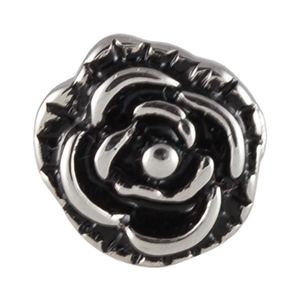 Picture of Vintage Rose Charm